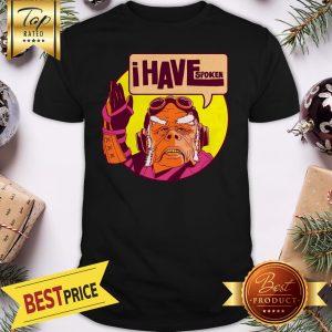 Mandalorian Kuiil I Have Spoken Shirt