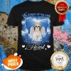 Shih Tzu Angel No Longer At My Side But Always In My Heart Shirt