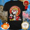 Mickey Mouse And Kansas City Chiefs Champions Super Bowl Shirt