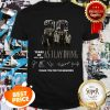 Nice 20 Years of 2000 2020 Signatures Asilaydying Thank For Memories Shirt