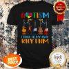 Nice Autism Awareness I Rock My Own Rhythm Shirt
