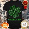 Nice Irish Shamrock Autism Puzzle Pieces St Patrick's Day Gifts Shirt