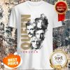 Nice Queen Forever Queen Band Faces Shirt