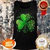 Nice Sugar Skull Lucky Shamrock Happy St Patrick's Day Gifts Tank Top