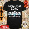 Good Photographer 2020 Quarantined Coronavirus Shirt