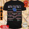 Good Kentucky University Players Signatures Shirt