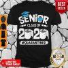Awesome Senior Class of 2020 Quarantine Funny Graduation Toilet Paper Shirt