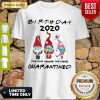 Nice Birthday 2020 Gromes Mask Toilet Paper The One Where They Were Quarantined Shirt