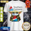 Nice Star Wars Baby Yoda Hug Southern Company Covid 19 T-Shirt