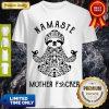 Top Sloth Yoga Namaste Mother Fucker T-Shirt