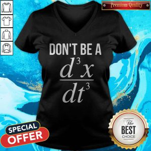 Don't Be A D3x Dt3 V-neck