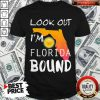 Florida Bound Vacation Spring Break Shirt