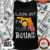 Florida Bound Vacation Spring Break Tank Top