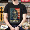 Official Bigfoot American Shirt