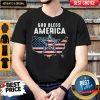 Official God Bless America Shirt