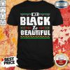 Official My Black Is Beautiful Shirt
