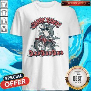 Official Shark Rider Doo Doo Doo Shirt