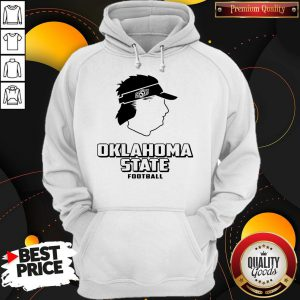 Oklahoma State Football OSU Mike Gundy Hoodie