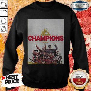 Liverpool FC Premier League Champions Sweatshirt