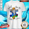 official-autism-good-things-take-time shirt
