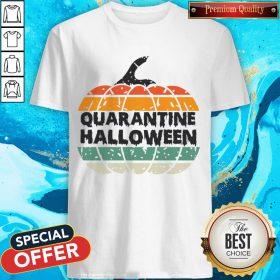 Cute Quarantaine Halloween T-Shirt