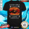 Cute Good Girls Go To Heaven Bad Girls Go To Lux With Lucifer Morningstar Shirt - Design By Teeshirtbear.com