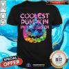 Nice Halloween Coolest Pumpkin In The Patch T-Shirt