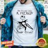 Nice Jack Skellington Do I Look Like A Freakin' People Person Tee Shirt - Design By Togethertee.com