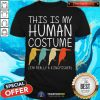 Official Kingfisher Halloween Human Costume Bird Animal Easy DIY Gift Shirt - Design By Togethertee.com