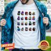 Perfect Among Us X League Of Legends Gams Shirt - Design By Togethertee.com