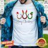 Perfect Horseshoe Merry Christmas Shirt - Design By Togethertee.com