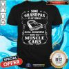 Top Some Grandpas Play Bingo Real Grandpas Drive Muscle Cars Shirt - Design By Togethertee.com