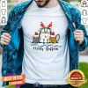 Cute Cats Merry Fluffmas Christmas Shirt - Design By Togethertee.com