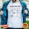 Premium Sleeps With Pugs Shirt - Design By Togethertee.com