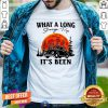 Premium What A Long Strange Trip It's Been Shirt - Design By Togethertee.com