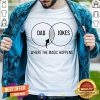 Dad Jokes Where The Magic Happens Gift Shirt - Design By Togethertee.com
