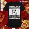 German Shepherd Dog Owner Gift T-Shirt - Design By Togethertee.com