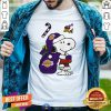 Snoopy And Woodstock Los Angeles Laker Merry Christmas 2020 Shirt - Design By Togethertee.com