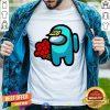 Impostor Among Us Valentine 2021 Bae Flower Shirt - Design By Togethertee.com