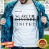 Minnesotan Dear 2021 We Are The Divided United Shirt - Design By Togethertee.com