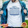 Get Vaccinated Shirt