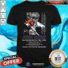 7 John Elway Denver Broncos 1983 1998 Thank You For The Memories Signature Shirt