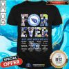 Tennessee Titans Forever Not Just When We Win Signatures Shirt - Design By Togethertee.com
