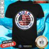 Joe Biden Inauguration Day 2021 American Flag Shirt - Design By Togethertee.com