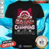 Allstate Sugar Bowl Champions Ohio State Buckeyes 49 28 Clemson Tigers Signatures Shirt - Design By Togethertee.com