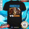 Godzilla Vs Kong T Shirt