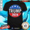 Trump 2024 Election Emblem Shirt - Design By Togethertees.com