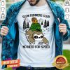 Sloth And Turtle Slow Runners Club No Need For Speed Shirt - Design By Toghethertees.com