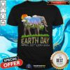Awesome Elephant Happy Earth Day 51st Anniversary 1970 2021 Shirt