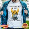 Cute I Like Vikings And Cats And Maybe 3 People Shirt